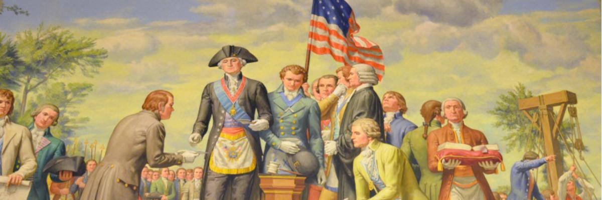 George Washington F@A copy